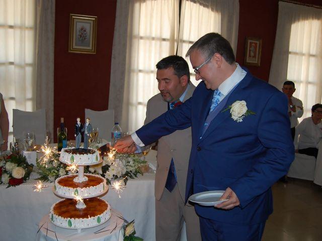 La boda de Jose y Manuel en El Garrobo, Sevilla 2