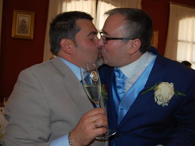 La boda de Manuel y Jose