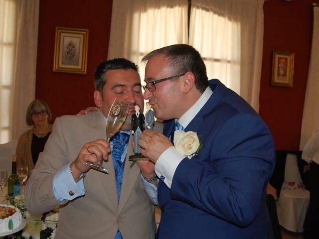 La boda de Jose y Manuel en El Garrobo, Sevilla 3