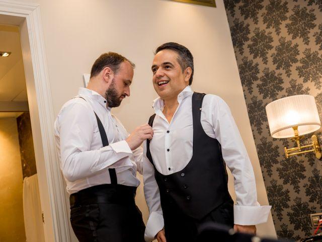 La boda de Alexander y Fernando en Madrid, Madrid 10
