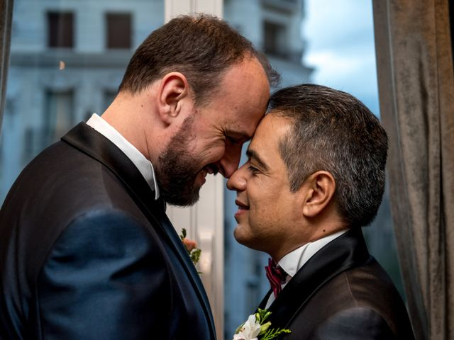 La boda de Alexander y Fernando en Madrid, Madrid 14