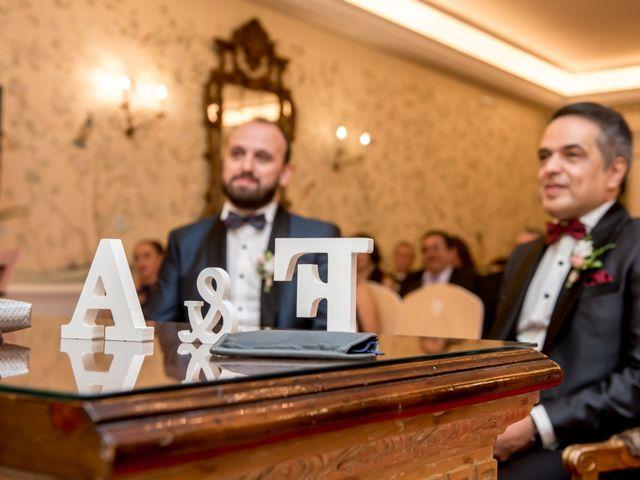 La boda de Alexander y Fernando en Madrid, Madrid 17