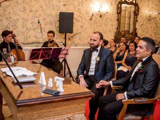 La boda de Alexander y Fernando en Madrid, Madrid 19