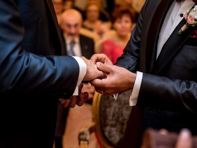 La boda de Alexander y Fernando en Madrid, Madrid 24