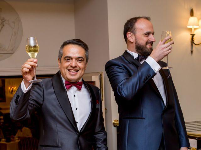 La boda de Alexander y Fernando en Madrid, Madrid 26