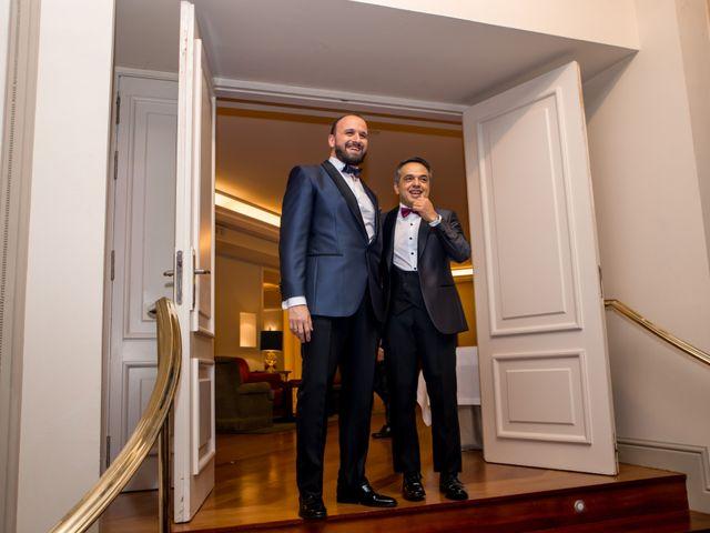 La boda de Alexander y Fernando en Madrid, Madrid 28