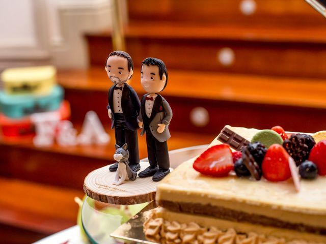 La boda de Alexander y Fernando en Madrid, Madrid 31
