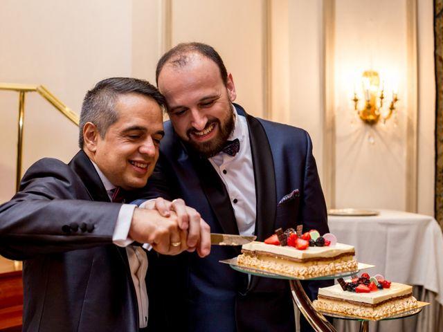 La boda de Alexander y Fernando en Madrid, Madrid 32