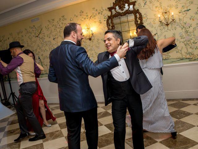 La boda de Alexander y Fernando en Madrid, Madrid 34