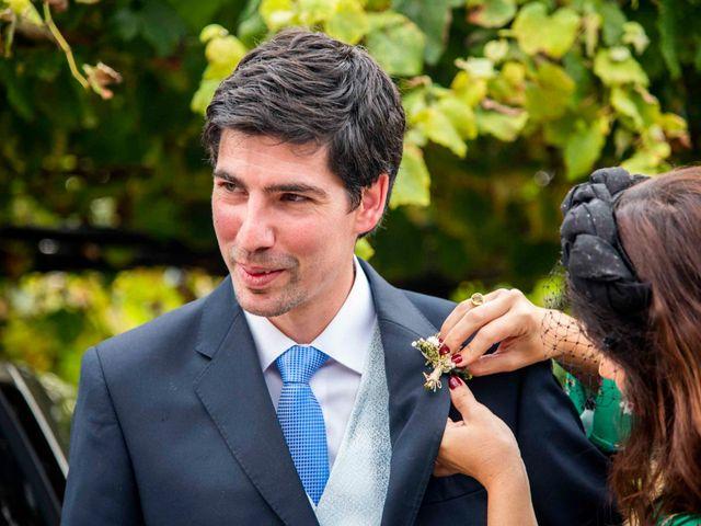 La boda de Guille y Triana en Vilanova De Arousa, Pontevedra 9