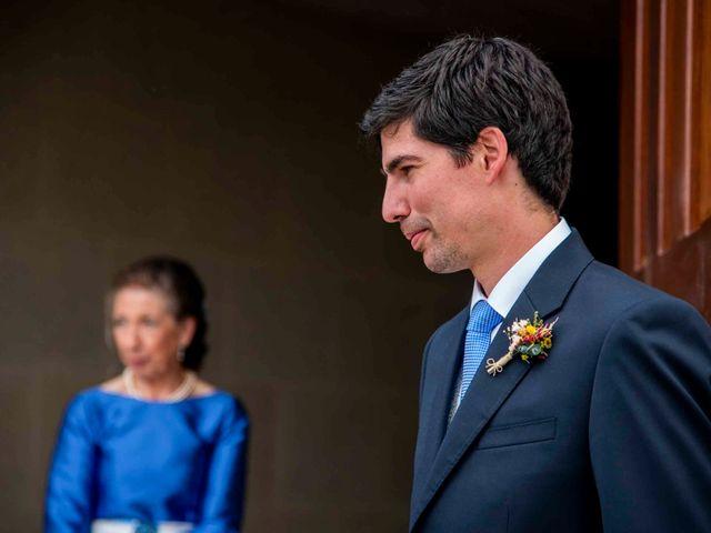 La boda de Guille y Triana en Vilanova De Arousa, Pontevedra 10