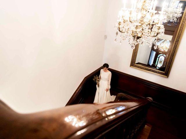La boda de Guille y Triana en Vilanova De Arousa, Pontevedra 21