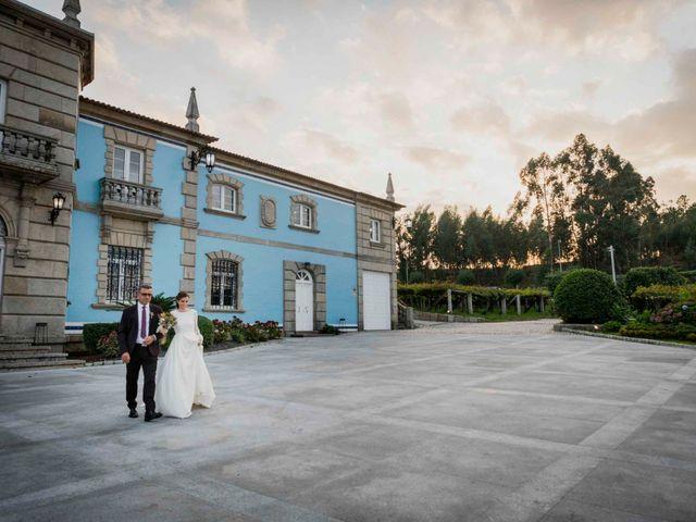 La boda de Guille y Triana en Vilanova De Arousa, Pontevedra 22
