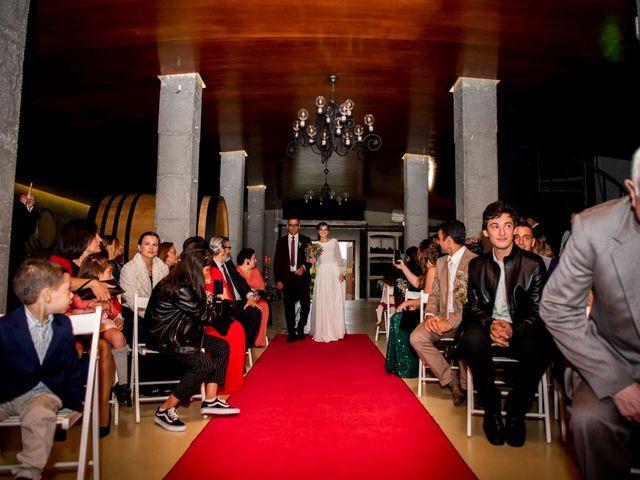 La boda de Guille y Triana en Vilanova De Arousa, Pontevedra 24