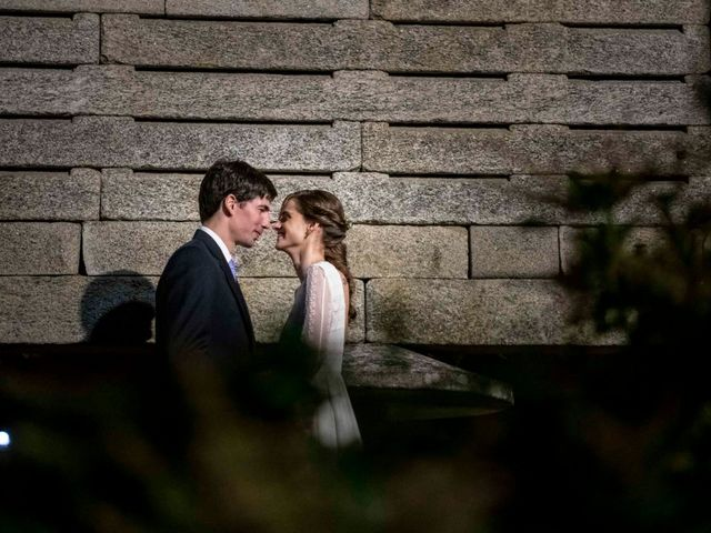 La boda de Guille y Triana en Vilanova De Arousa, Pontevedra 36