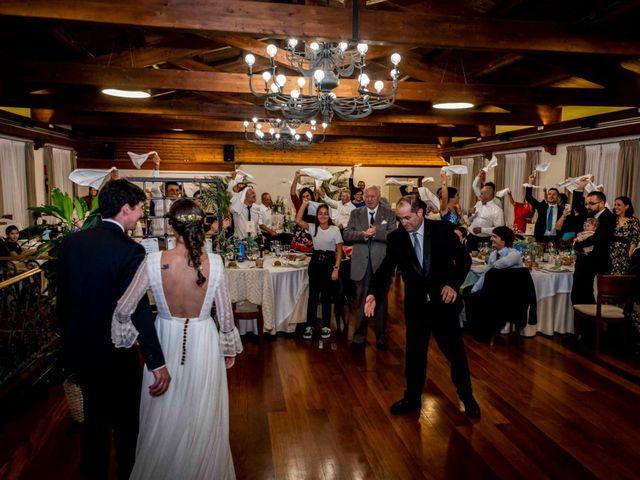 La boda de Guille y Triana en Vilanova De Arousa, Pontevedra 39