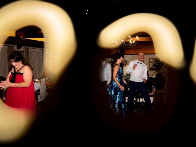 La boda de Guille y Triana en Vilanova De Arousa, Pontevedra 46