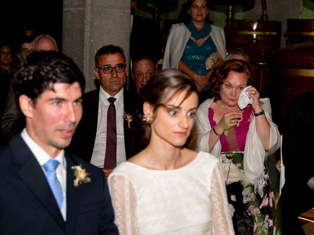 La boda de Guille y Triana en Vilanova De Arousa, Pontevedra 26
