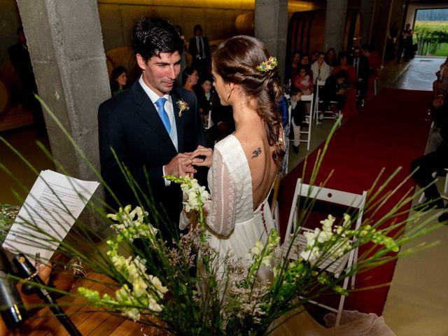 La boda de Guille y Triana en Vilanova De Arousa, Pontevedra 28