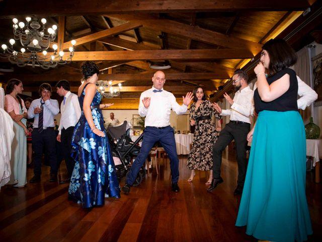 La boda de Guille y Triana en Vilanova De Arousa, Pontevedra 51