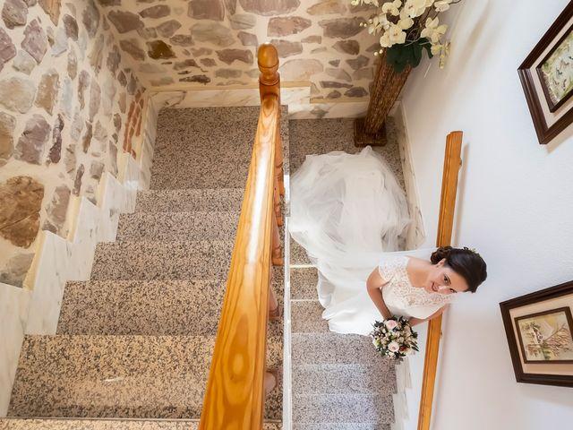 La boda de Raúl y Arabela en Santa Maria De Mave, Palencia 11