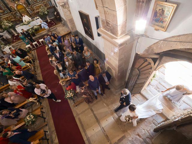 La boda de Raúl y Arabela en Santa Maria De Mave, Palencia 14