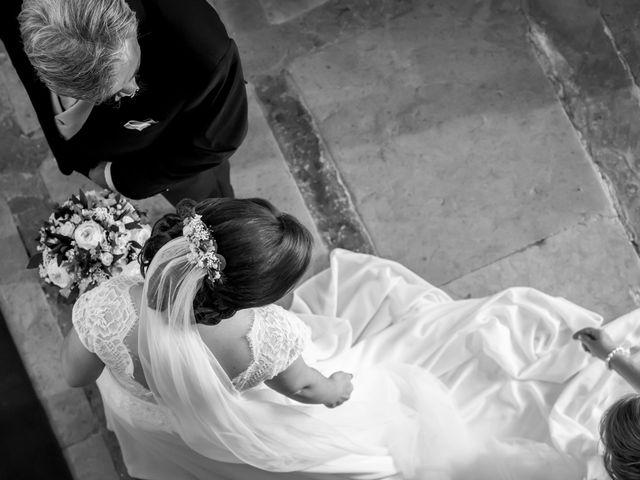 La boda de Raúl y Arabela en Santa Maria De Mave, Palencia 15