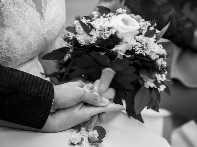 La boda de Raúl y Arabela en Santa Maria De Mave, Palencia 16