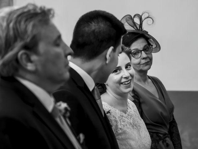 La boda de Raúl y Arabela en Santa Maria De Mave, Palencia 19