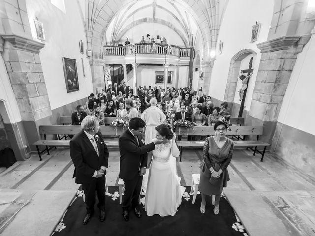 La boda de Raúl y Arabela en Santa Maria De Mave, Palencia 21