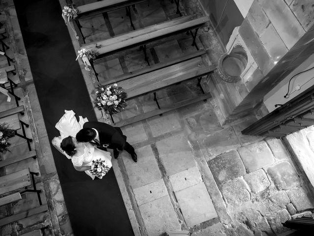 La boda de Raúl y Arabela en Santa Maria De Mave, Palencia 22