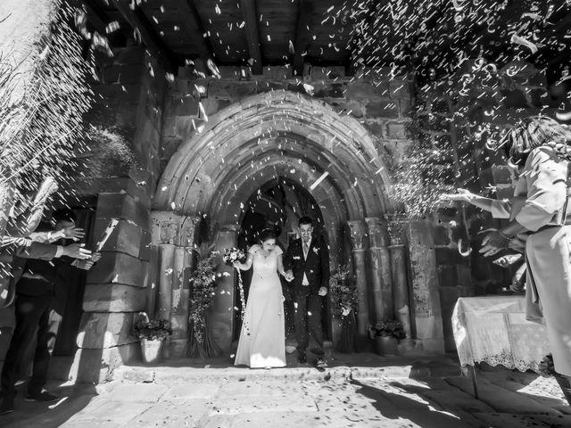 La boda de Raúl y Arabela en Santa Maria De Mave, Palencia 23