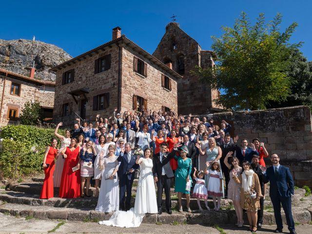 La boda de Raúl y Arabela en Santa Maria De Mave, Palencia 25
