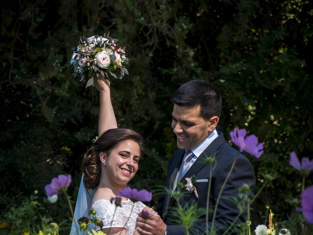 La boda de Raúl y Arabela en Santa Maria De Mave, Palencia 27