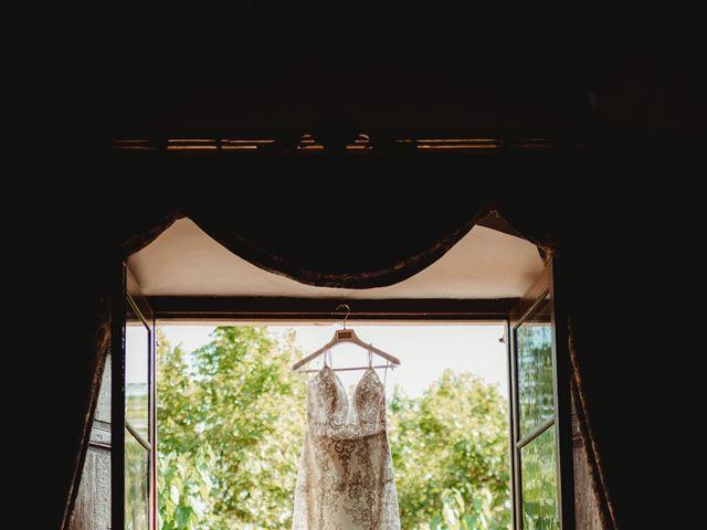 La boda de Jaime y Lorena en Sant Cugat Sesgarrigues, Barcelona 11
