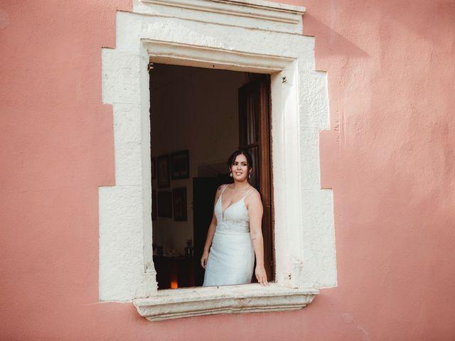 La boda de Jaime y Lorena en Sant Cugat Sesgarrigues, Barcelona 29