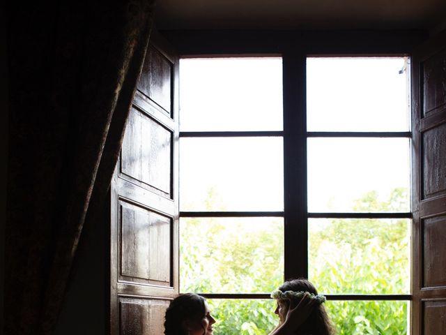 La boda de Jaime y Lorena en Sant Cugat Sesgarrigues, Barcelona 39