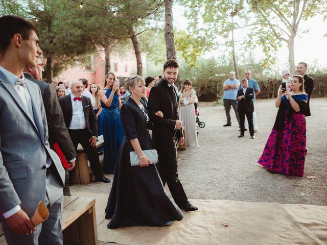 La boda de Jaime y Lorena en Sant Cugat Sesgarrigues, Barcelona 46