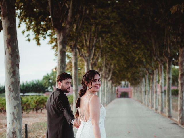 La boda de Jaime y Lorena en Sant Cugat Sesgarrigues, Barcelona 89