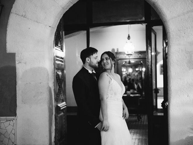 La boda de Jaime y Lorena en Sant Cugat Sesgarrigues, Barcelona 94
