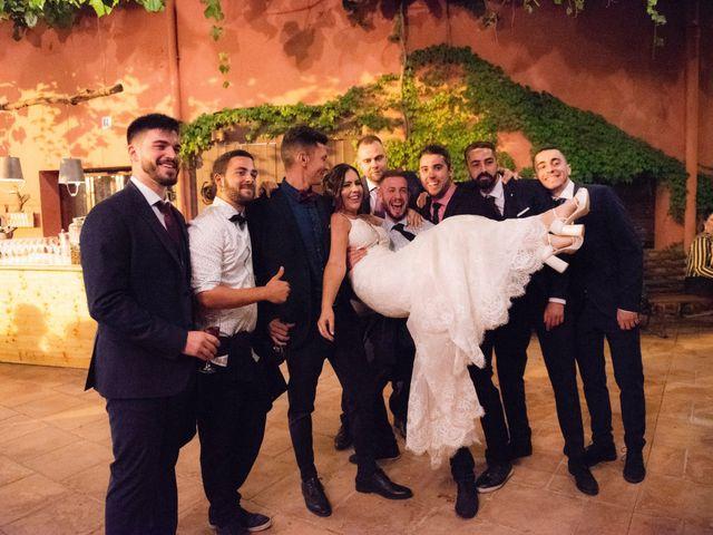 La boda de Jaime y Lorena en Sant Cugat Sesgarrigues, Barcelona 101