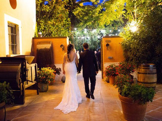 La boda de Jaime y Lorena en Sant Cugat Sesgarrigues, Barcelona 103