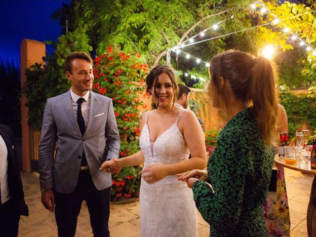 La boda de Jaime y Lorena en Sant Cugat Sesgarrigues, Barcelona 107