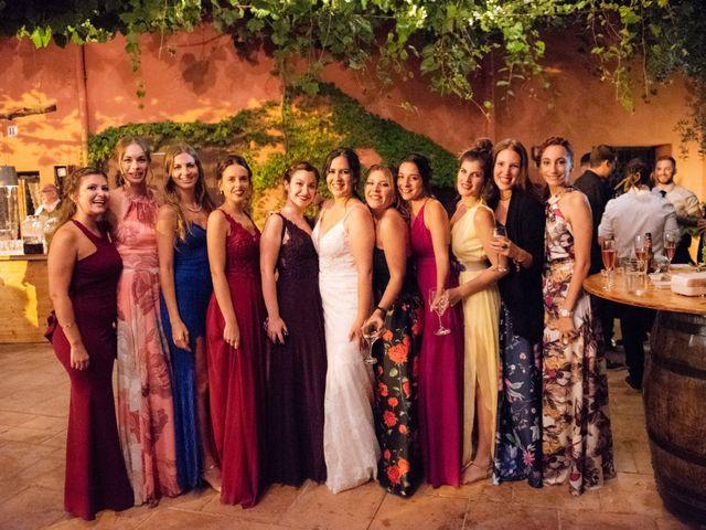 La boda de Jaime y Lorena en Sant Cugat Sesgarrigues, Barcelona 110