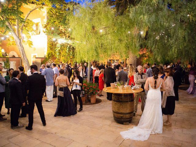 La boda de Jaime y Lorena en Sant Cugat Sesgarrigues, Barcelona 112