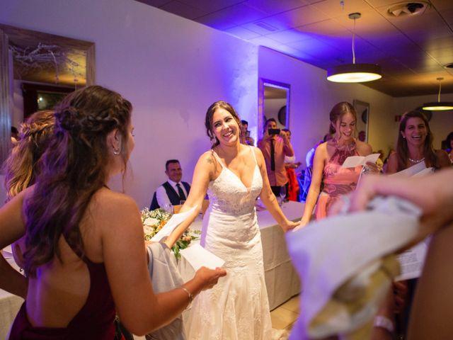La boda de Jaime y Lorena en Sant Cugat Sesgarrigues, Barcelona 127