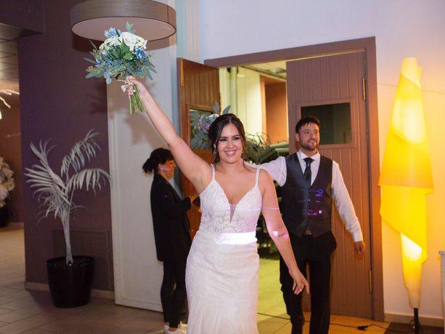 La boda de Jaime y Lorena en Sant Cugat Sesgarrigues, Barcelona 130
