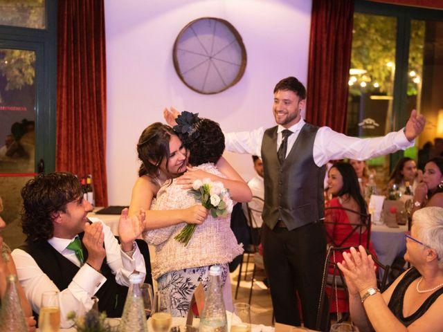 La boda de Jaime y Lorena en Sant Cugat Sesgarrigues, Barcelona 132