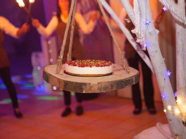 La boda de Jaime y Lorena en Sant Cugat Sesgarrigues, Barcelona 133