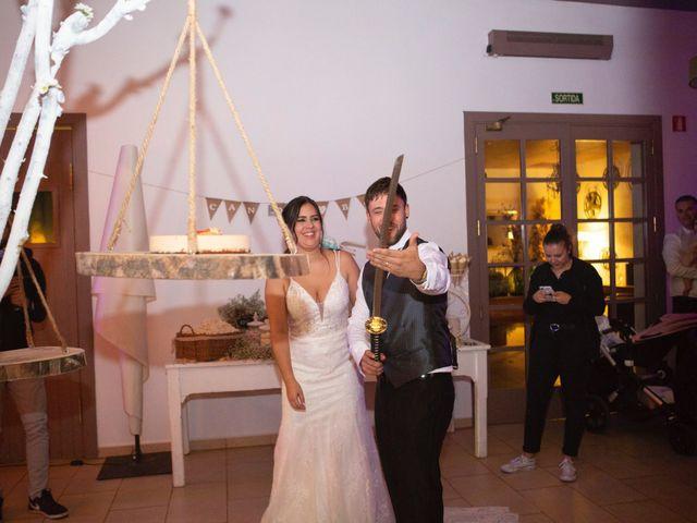 La boda de Jaime y Lorena en Sant Cugat Sesgarrigues, Barcelona 134